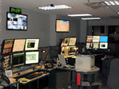 MCSO Communications Center